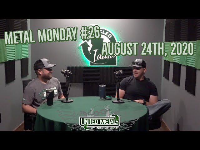 Metal Monday #26 with Nick and Brett