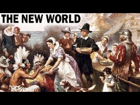 American History: The New World | Colonial History of the United States of America | Docum
