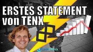 Erstes Statement zum Julian Hosp Rücktritt seitens TenX! Bitcoin ETF als Grund für Absturz? Krypto