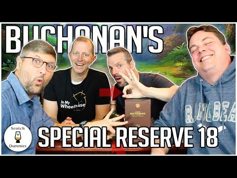 Buchanan's Special Reserve 18 Year   -  Scotch Whisky Review #135