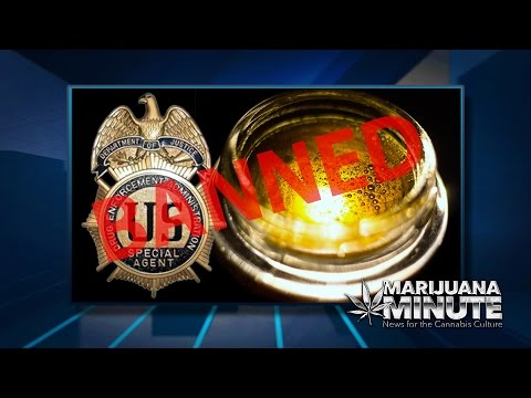 DEA Bans CBDs, Teenage Weed Use Down, Cannabis Drug for Epilepsy Works: Marijuana Minute 12-22-2016