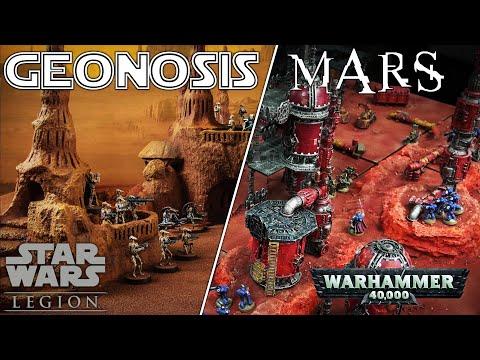 GEONOSIS / MARS