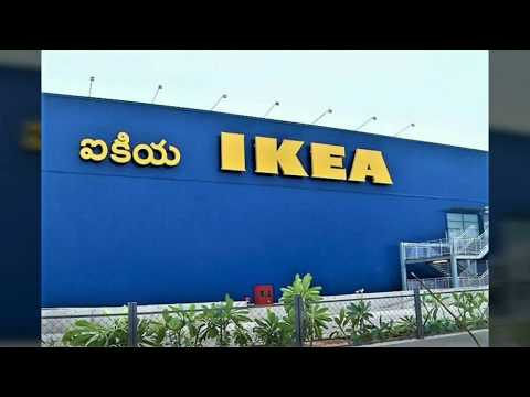IKEA Home furnishing shopping  mall -India's first largest h