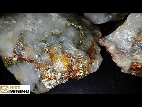New High Grade Gold, Silver & Copper Showing Found - Part 2