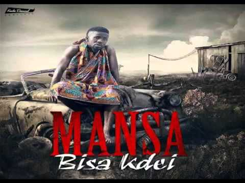 Bisa Kdei - Mansa (Official Audio)
