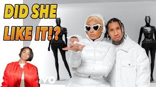 TYGA ft NICKI MINAJ -  DIP Video & Song Reaction