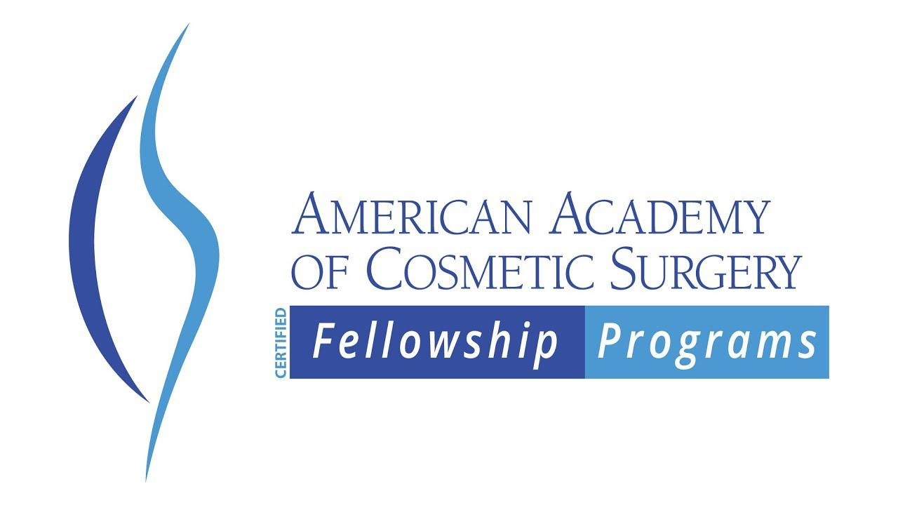 AACS certified Cosmetic Surgery Fellowships - American