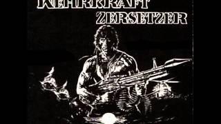 Wehrkraftzersetzer - Bonzen raus (hardcore punk Germany)