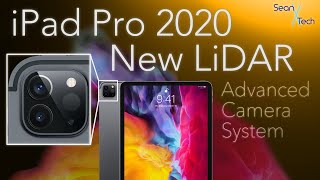 LiDAR in the 2020 iPad Pro Explained! - AR and 3D Depth Sensing
