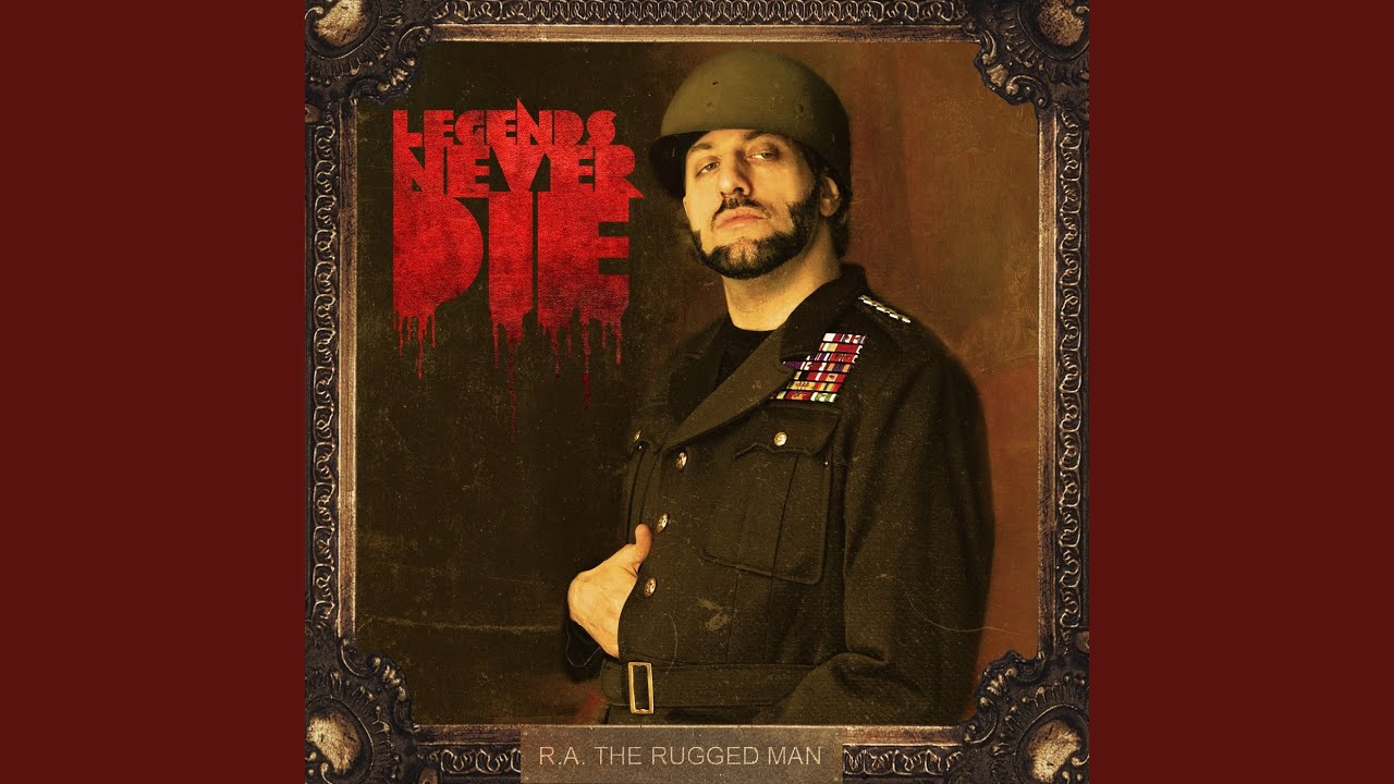 Legends Never Daddy S Halo R A The Rugged Man
