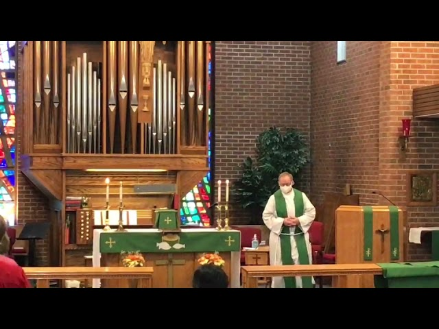 7 Pentecost - Holy Eucharist - 7/11/21