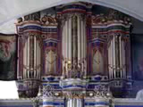 Dietrich Buxtehude - Wie schön leuchtet der Morgenstern (Choralfantasie BuxWV 223)