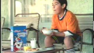 Frosted Flakes  we are tigers commercial.mpg