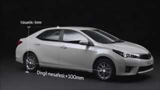 2014 yeni Toyota Corolla tüm detaylar ve incelemesi