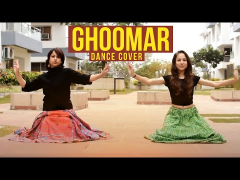 Dance on Ghoomar by Ojasvi & Sonal | Padmawati | Shreya Ghoshal | Swaroop Khan