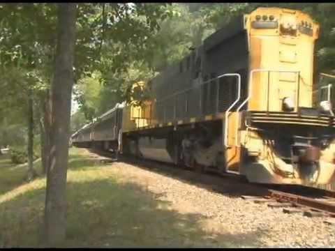 Oil Region - Venango Trains