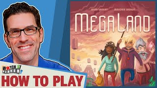 Megaland - How To Play