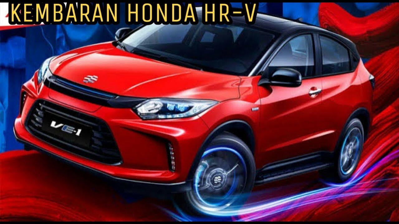 Lebih Murah, Honda HR-V Versi China Di Luncurkan   Lebih Canggih Dan Sporty