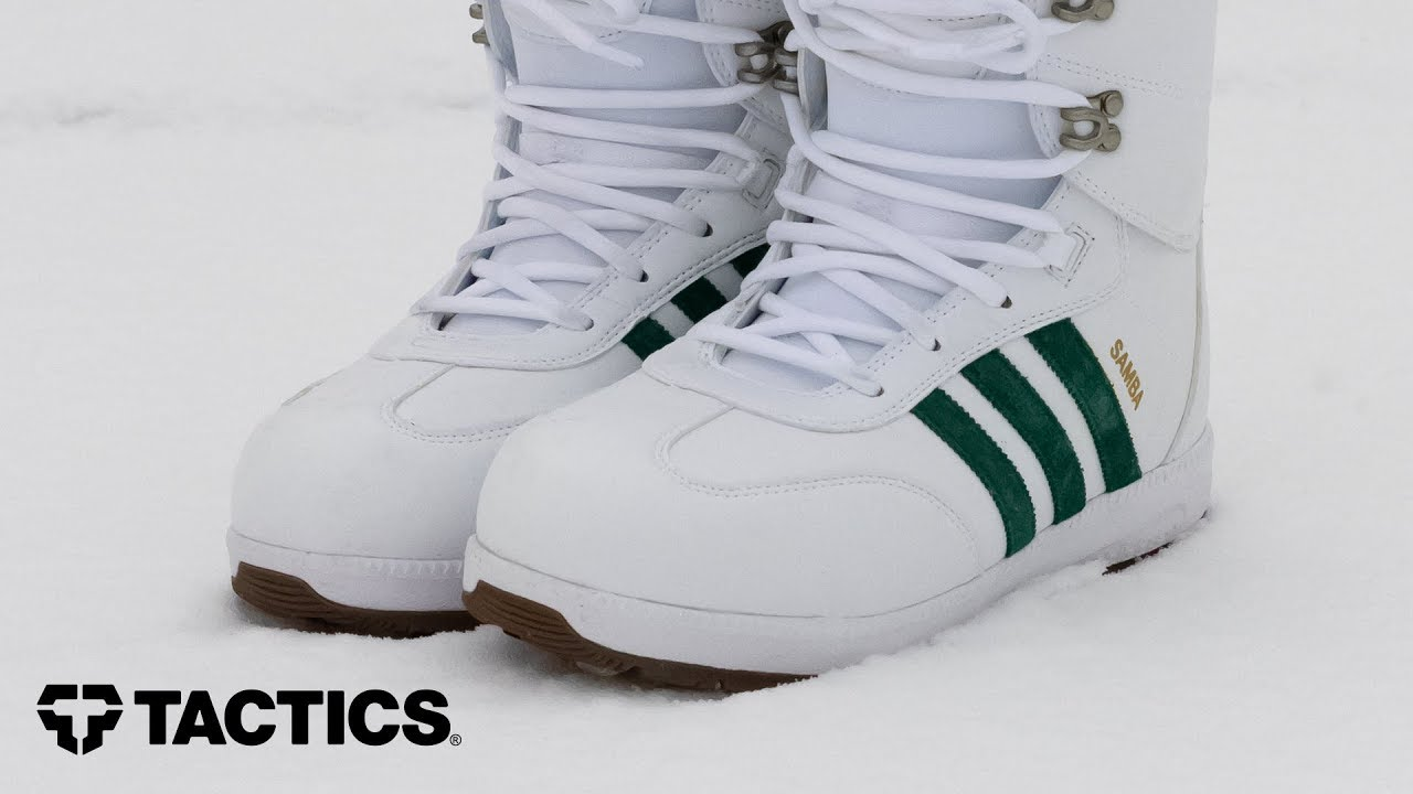 Adidas Superstar ADV Snowboard Boots 2018   Freeze