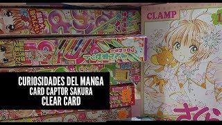 30+ curiosidades del nuevo manga de Card Captor Sakura: Clear Card
