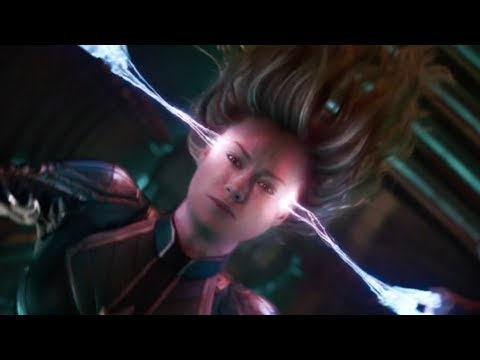 Small Details You Missed In The Captain Marvel Trailer