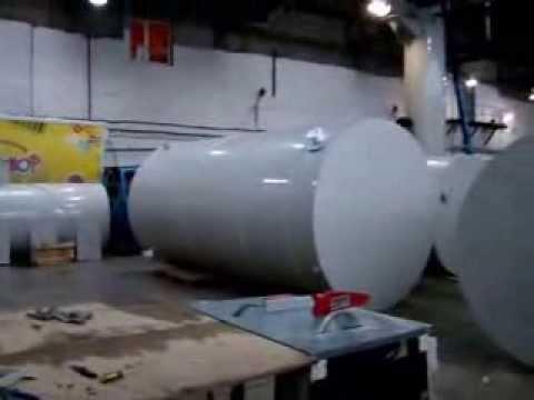 Большие пластиковые емкости от компании ПолимерПроПлюс