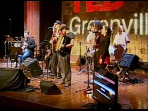 TEDxGreenville 2012 - Sirius.B - Absurdist Gypsy Folk Funk Punk