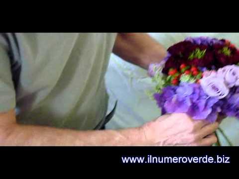 Fiorista Italiano. Floral designer. Rivista Online from YouTube · Duration:  1 minutes 35 seconds