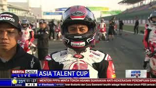 Pebalap Afridza Munandar Tutup Usia di Asia Talent Cup