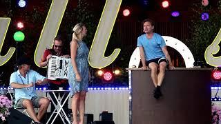 Sanna Nielsen sjunger Jules Sylvain. Allsång på Skansen 2018