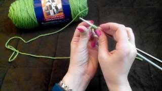 Как набрать петли