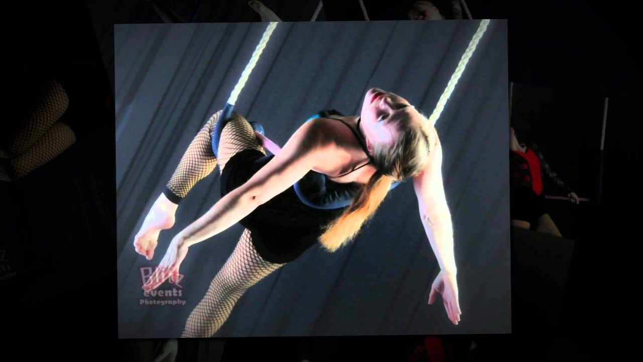 Jenn Gutowski Trapeze Artist 2013