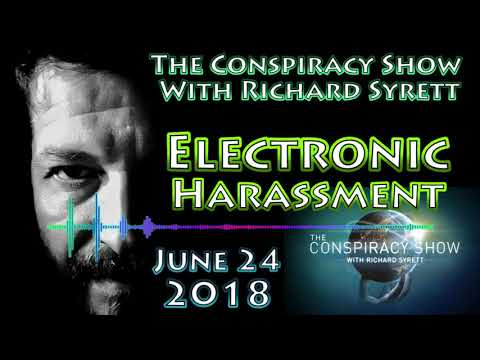 Electronic Harassment & Mind Control with Dr. John Hall | The Conspiracy Show (June 24, 2018)