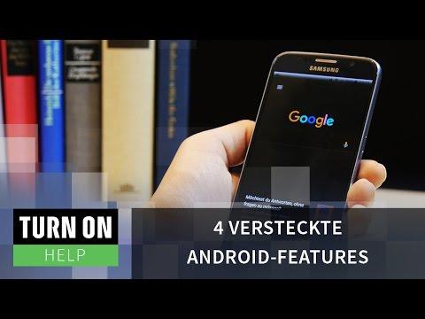 Android-Geheimisse: 10 coole Features, die Du nicht kennst
