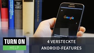 4 versteckte Android-Features - HELP - 4K