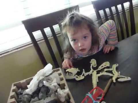 Digging For Dinosaurs - Fun Activity For Kids - EDC Publishing Dino Kit