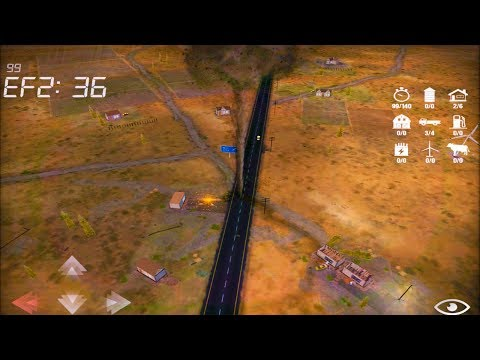 Tornado Simulator Game! Tornado Alley Nature's Fury Android Gameplay FHD