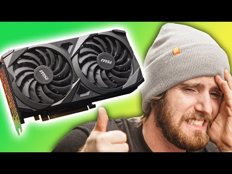 I'm still mad… but buy it anyway – RTX 3060 Review