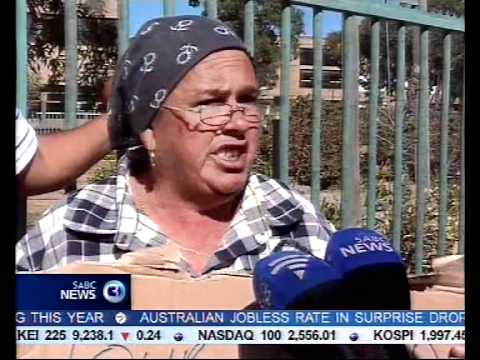 Angry Mitchells Plain residents on the Cape Flats have called for a harsh sentence