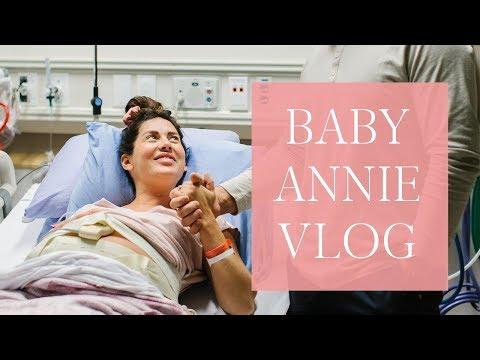Sweet Annie: Our Birth Story | Jillian Harris