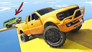 Меня преследуют! Опасный скилл тест на внедорожниках в GTA 5 Online