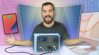 Electricidad Infinita Para tus Gadgets! (Bluetti AC50S)