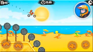Moto X3M - Bike Racing Games - Best Motorbike Game for Android - Bike Games Race Free