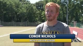 Men's Soccer Looks to Return to Atlantic 10 Tournament in 2016