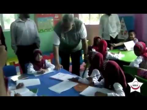 Secretary General of International Islamic Relief Org. visits Hira School, Maldives