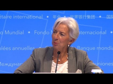 IMF chief: to beat inequality, close the gender gap