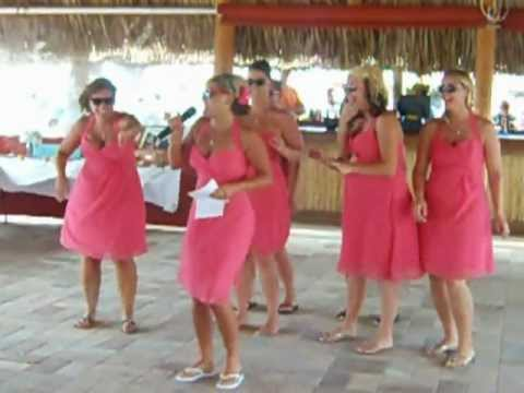 Best Maid Of Honor Speech Ever Youtube