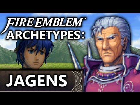 What are Fire Emblem Archetypes? The Jagens (and Oifeys) Fire Emblem History and Characters