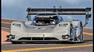 New Pikes Peak Record || Volkswagen I.D. R Full EV Monster - Fan´s Perspective