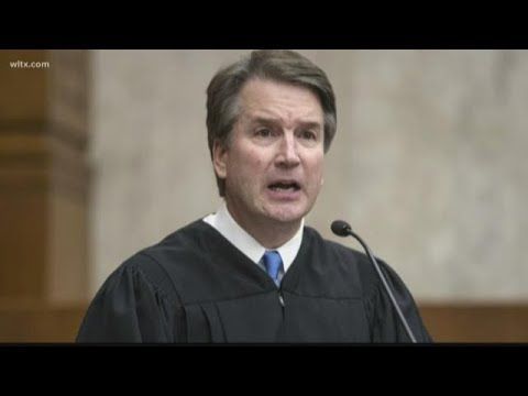 Brett Kavanaugh Says He Won't be Intimated or Withdraw
